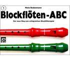 Blockflöten ABC 1 Edition Melodie
