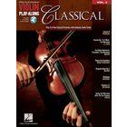 Music Sales Classical Violin Play-Along CD