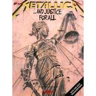 Music Sales Metallica and Justice for All