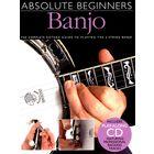 Music Sales Absolute Beginners Banjo