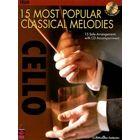 Hal Leonard 15 Popular Classical Cello