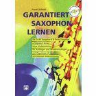 Alfred Music Publishing Garantiert Saxophon Lernen
