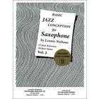 Advance Music Niehaus Basic Jazz Concep. 2