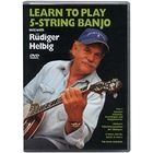 Bosworth Learn to Play 5-String (DVD)