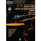 Alfred Music Publishing Realtime Jazz Standards Drums