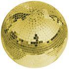Eurolite Mirror Ball 30 cm gold