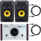 KRK RP5 RoKit G3 Nano Patch Bundle
