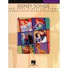 Hal Leonard Disney Songs for easy Piano