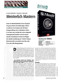 Recording Magazin