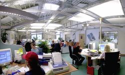 The first call centers in Treppendorf