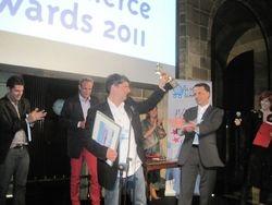 Winner of the Global E-Commerce Summit