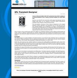 Transient Designer RPM