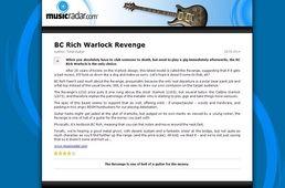 Warlock Revenge BK