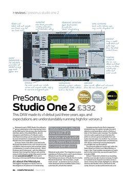 Studio One V2 Prof. Upgrade 1