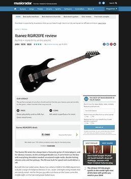 RGIR20FE-BK