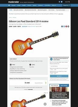 Les Paul Standard B-Stock