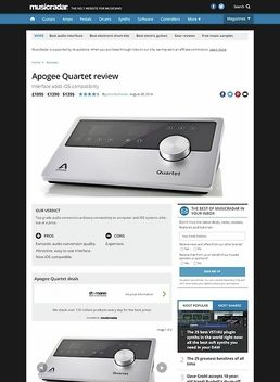 Quartet for iPad and Mac