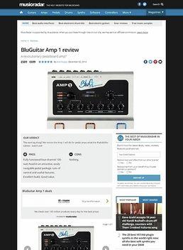 BluGuitar Amp 1
