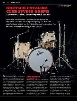 Gretsch Catalina Club Studio Drums