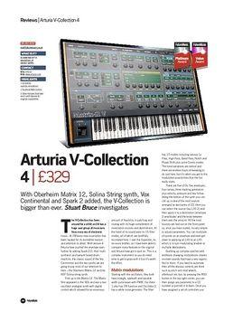 Arturia V-Collection 4