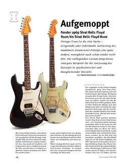 69 Strat Relic Floyd RW BKoDR