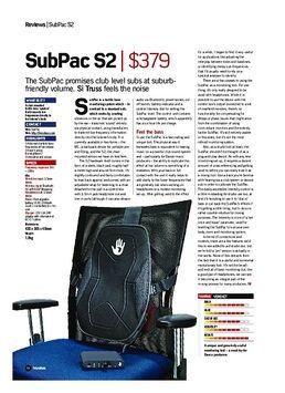 SubPac S2