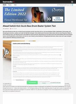 Switch Kick AHSK Starter Sys.