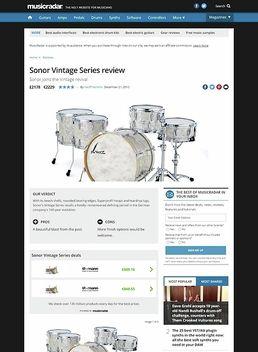 Vintage Series Three20 Pearl