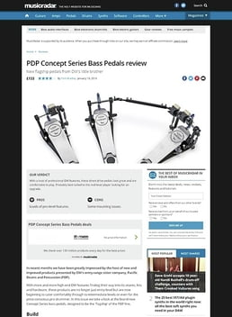 PDP Double Pedal Direct Drive