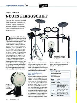 DTX582K E-Drum Set