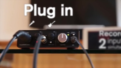 Focusrite Scarlett Solo USB Audio-Interface