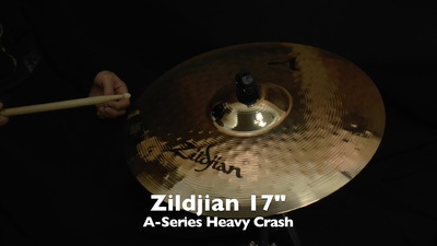 Zildjian 17 A-Series Heavy Crash