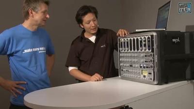 SPL Transpressor1080 - Kompressor mit Transienten Designer - MusoTalk.TV
