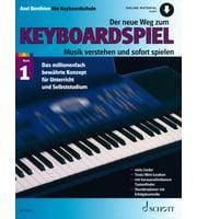 Noten für Keyboard