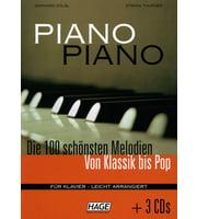 bladmuziek voor piano