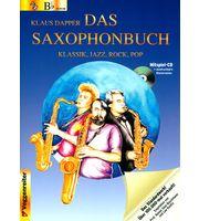 studieboeken tenor- saxofoon