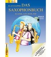 studieboek voor Eb-/Alt- saxofoon