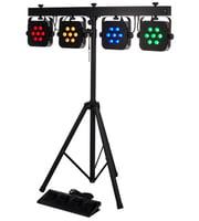 Lichtsets met LED-lampen