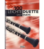 Songbooks for Clarinet