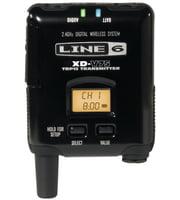 Komponenter för Line6 trådlösa anläggningar