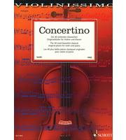 Partituras clássicas para violino