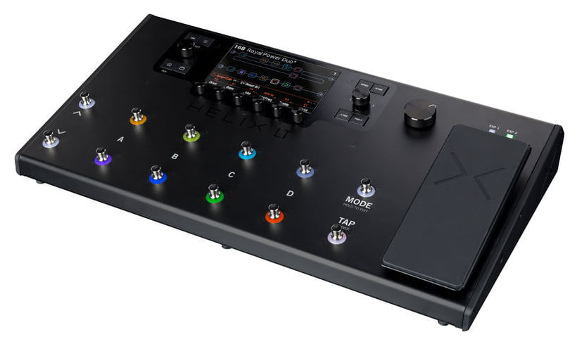 Fractal audio axe fx thomann  Fractal Audio AX8  2019-08-02