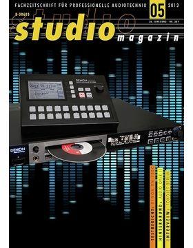 Testbericht Studio Magazin