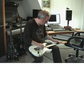 Steel Guitar Examples Clip 2 (long shot)