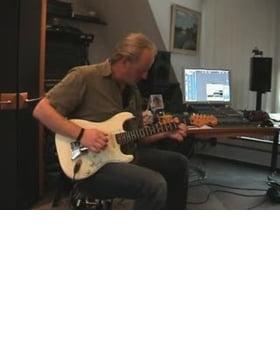 Standard Guitar Clip 10