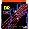 DR Strings HiDef Neon Orange Heavy NOE11