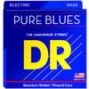DR Strings Pure Blues Bass 4 Wooten 40/95