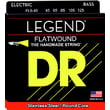 Flatwound Strings for Bass