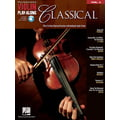 Hal Leonard Violin Play-Along Classical
