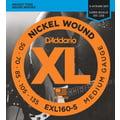 Daddario EXL160-5